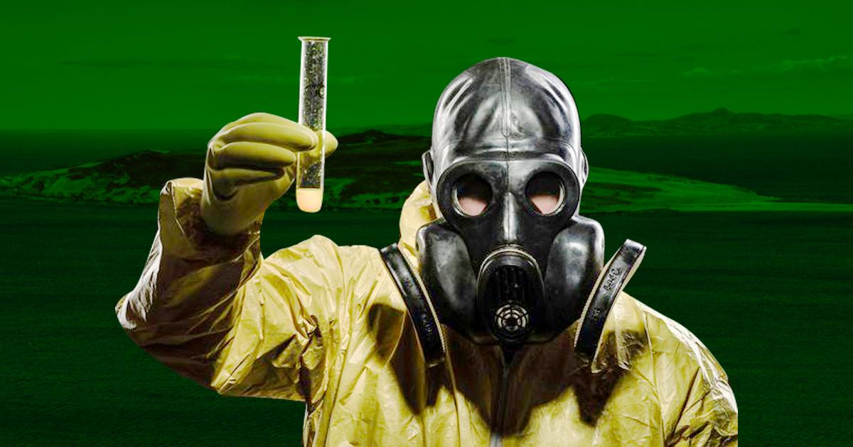 Бактериологическое оружие википедия