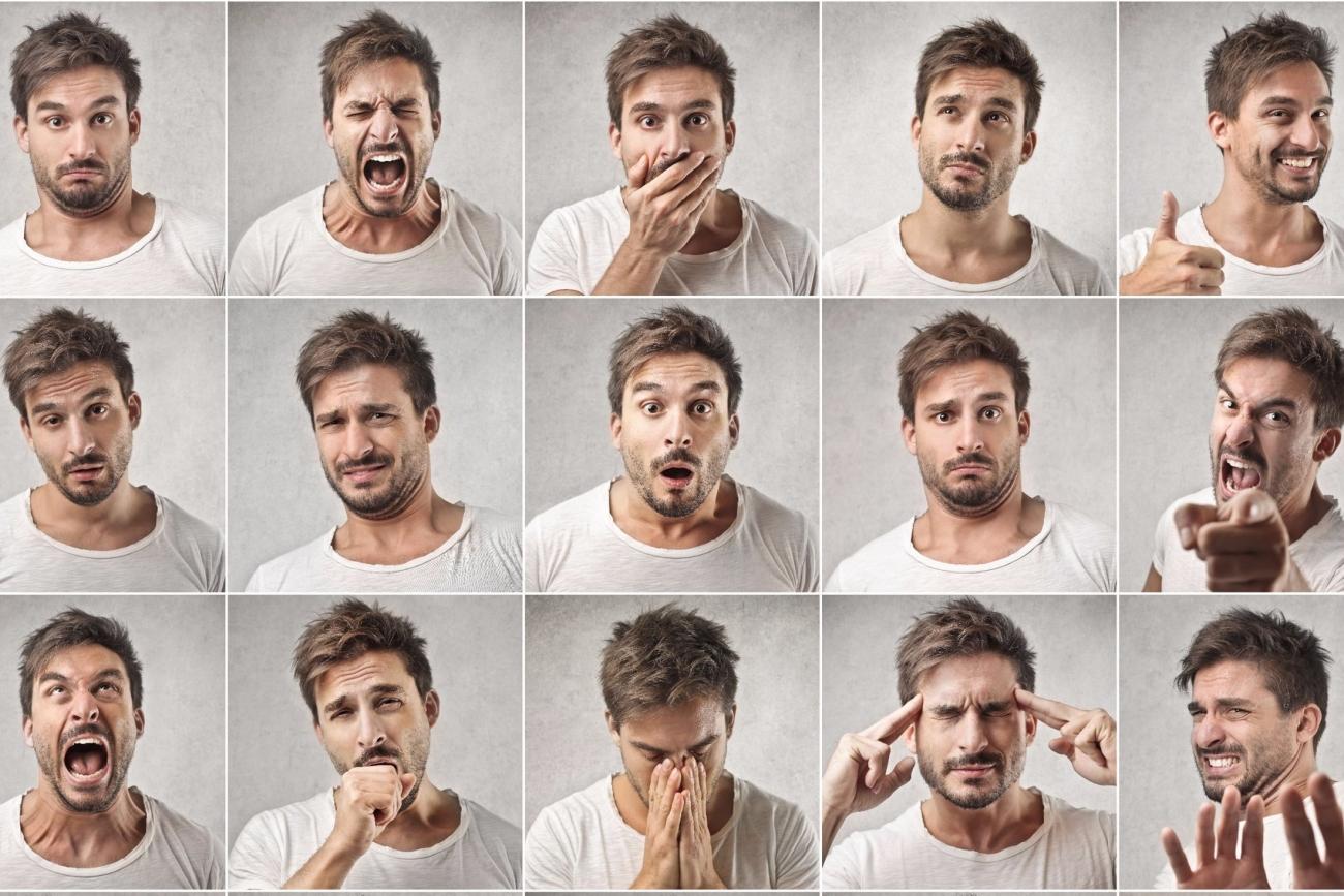 Виды и природа эмоций человека