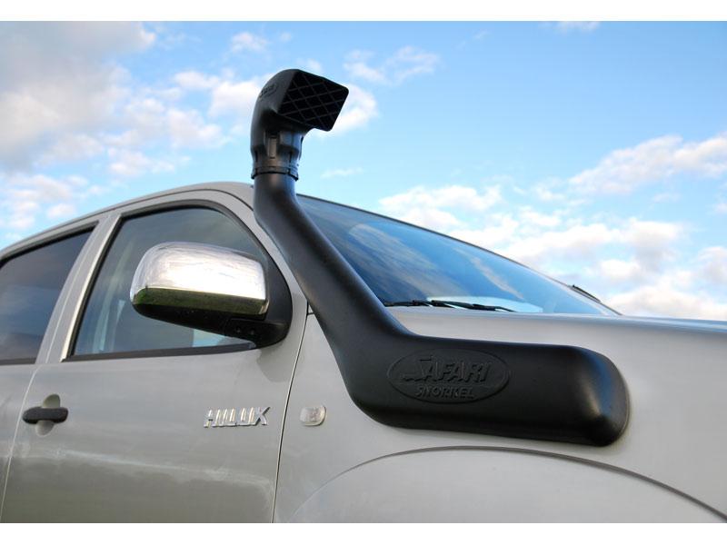 шноркель на off-road автомобиле