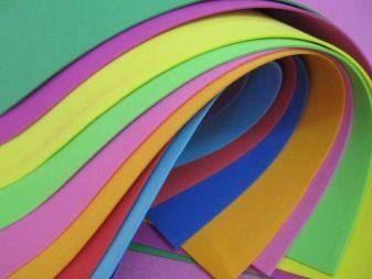 Фоамиран — что это за материал и где его используют