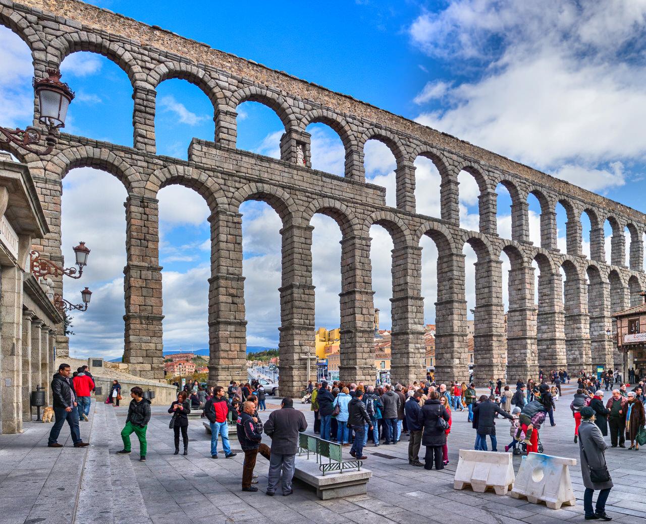 Акведук — википедия. что такое акведук