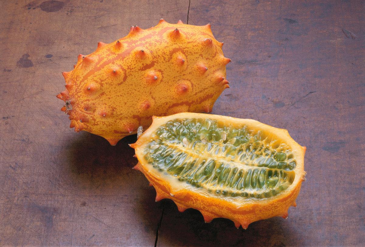 Кивано: это экзотический фрукт, или просто азиатский огурец? - подробности