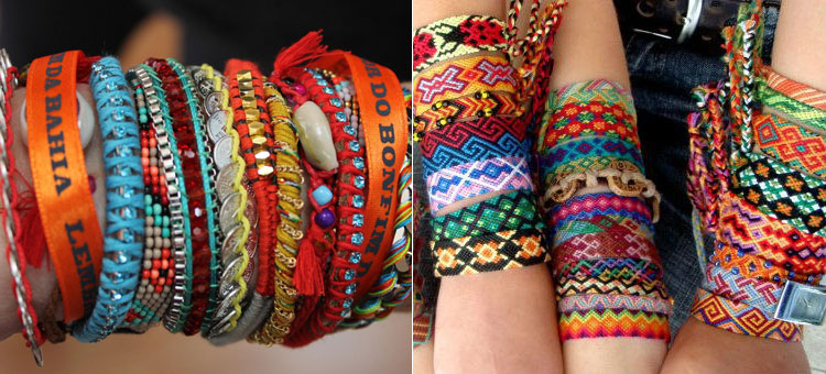 Как плести фенечки: для начинающих, из ниток мулине, схемы плетения, видео.