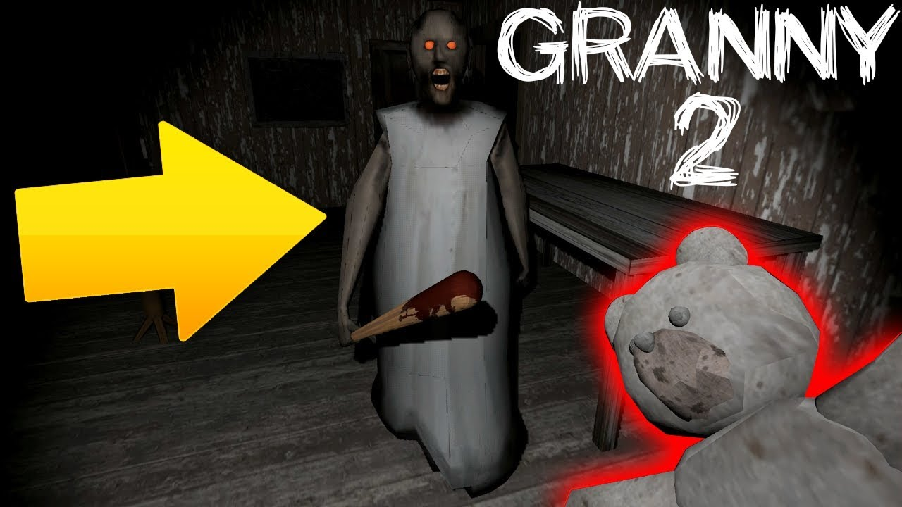 Прохождение granny – расположение всех предметов
