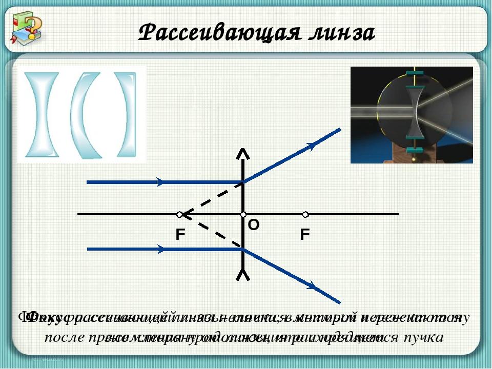 Оптическая сила линзы – формула фокусного расстояния