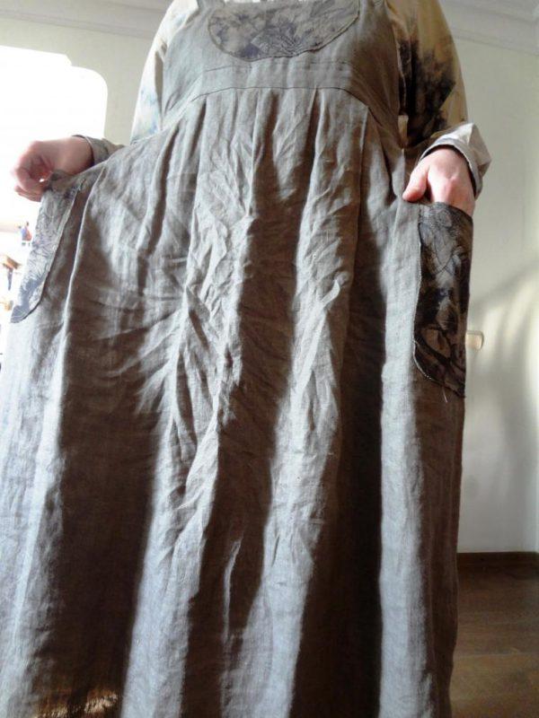 Льняная ткань - что это - свойства, особенности