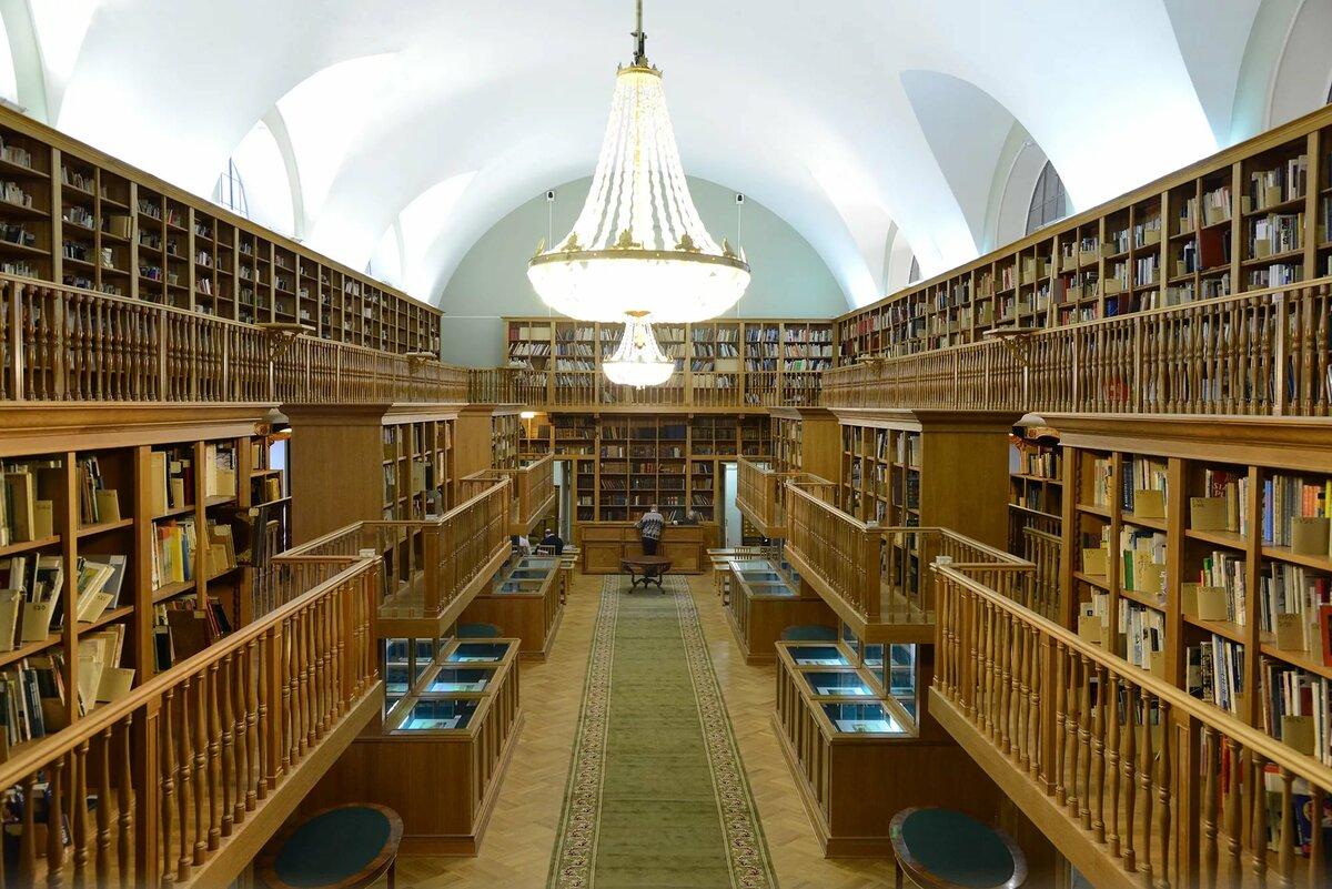 Российская национальная библиотека — википедия. что такое российская национальная библиотека