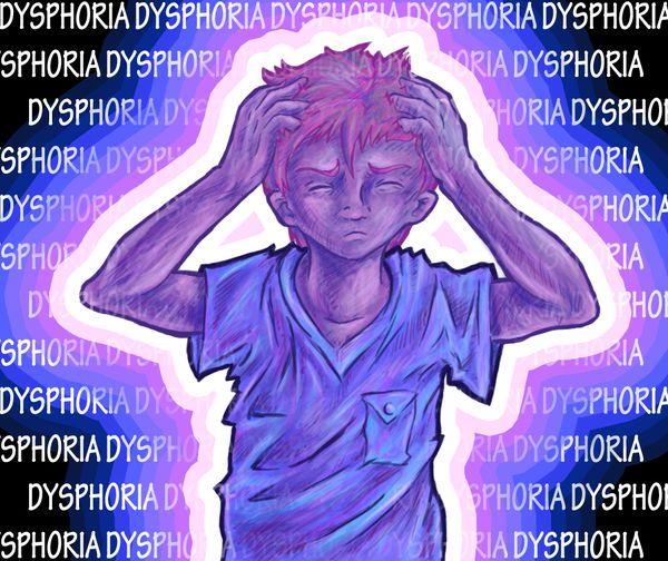 Что такое дисфория - типы, причины развития, симптоматика и лечение