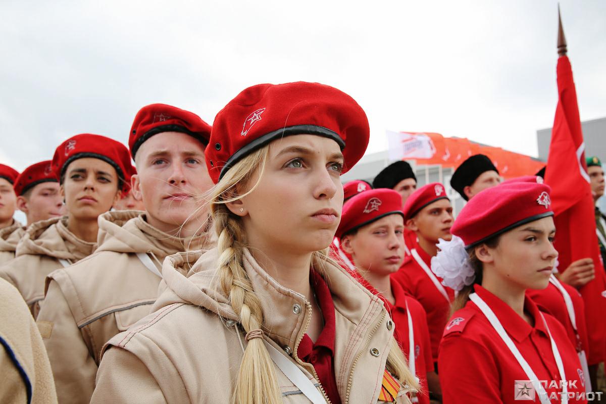 Юнармия россии: для чего возродилось всероссийское военно-патриотическое движение -  армия и опк - тасс