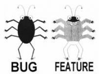 Программистский сленг: не баг, а фича