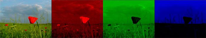 Размышления о цветовых режимах
