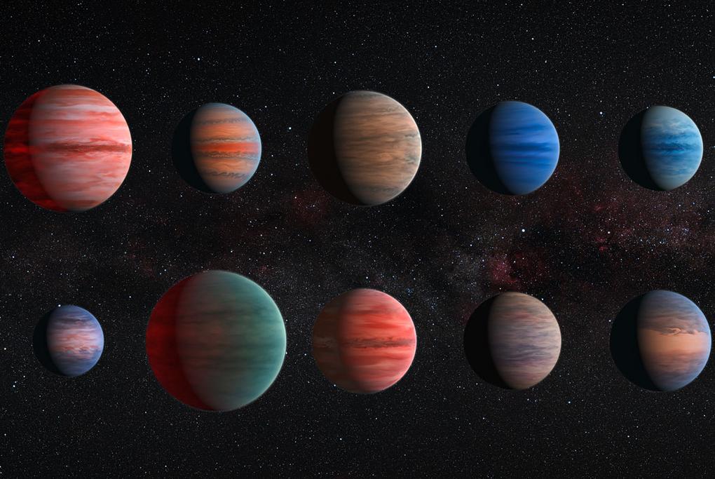 22 самых интересных экзопланеты с захватывающими деталями   new-science.ru