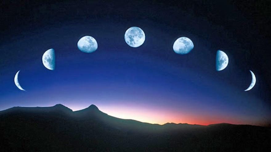 Лунный календарь онлайн