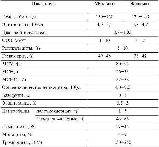 Ретикулоциты: роль, норма и сопутствующие заболевания