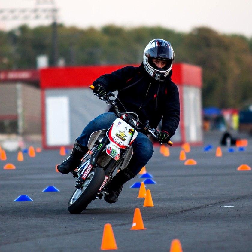 Мотоджимхана: что это такое, кто может участвовать - motonoob.ru