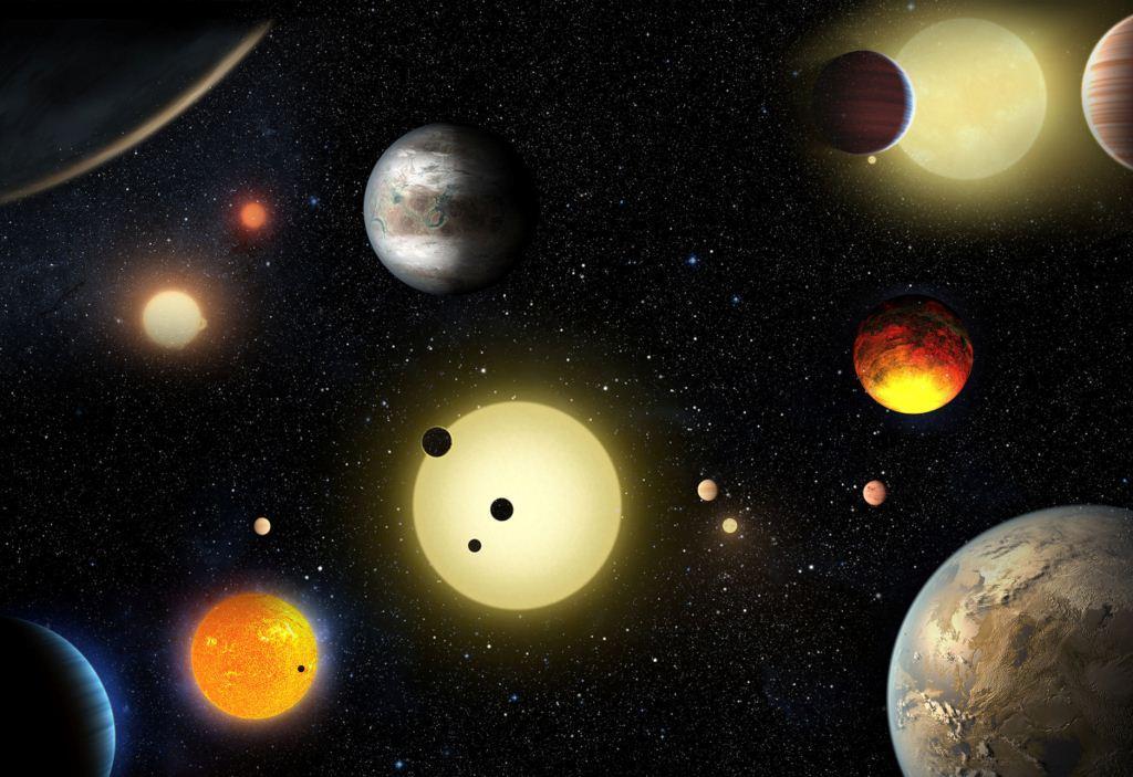 Экзопланеты и все о них: новости, типы планет, жизнепригодные и ближайшие экзопланеты
