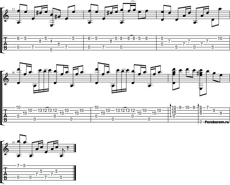 Как читать табы (табулатуры) для гитары. полное руководство для начинающих гитаристов.