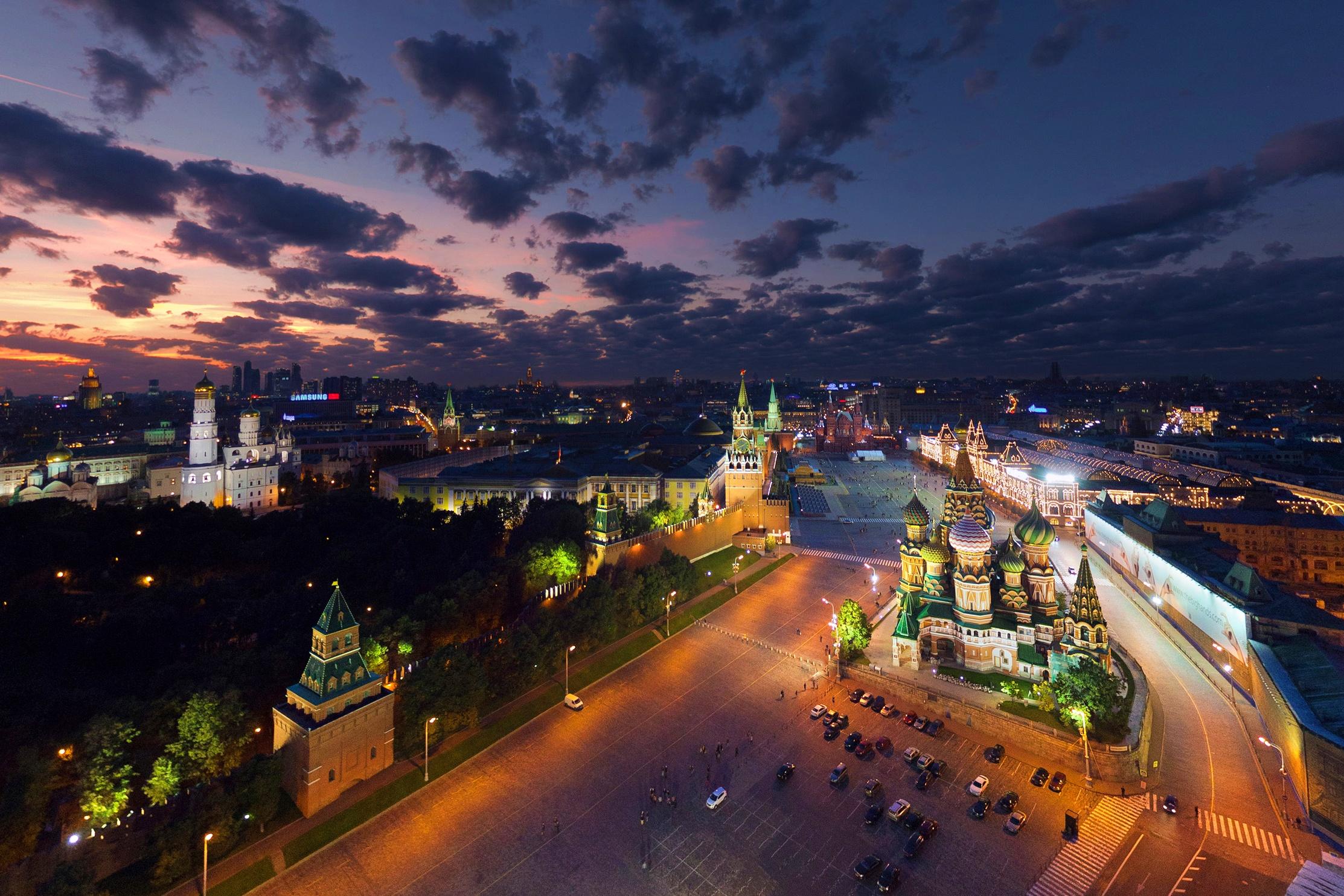 Что такое кремль - узнай что такое