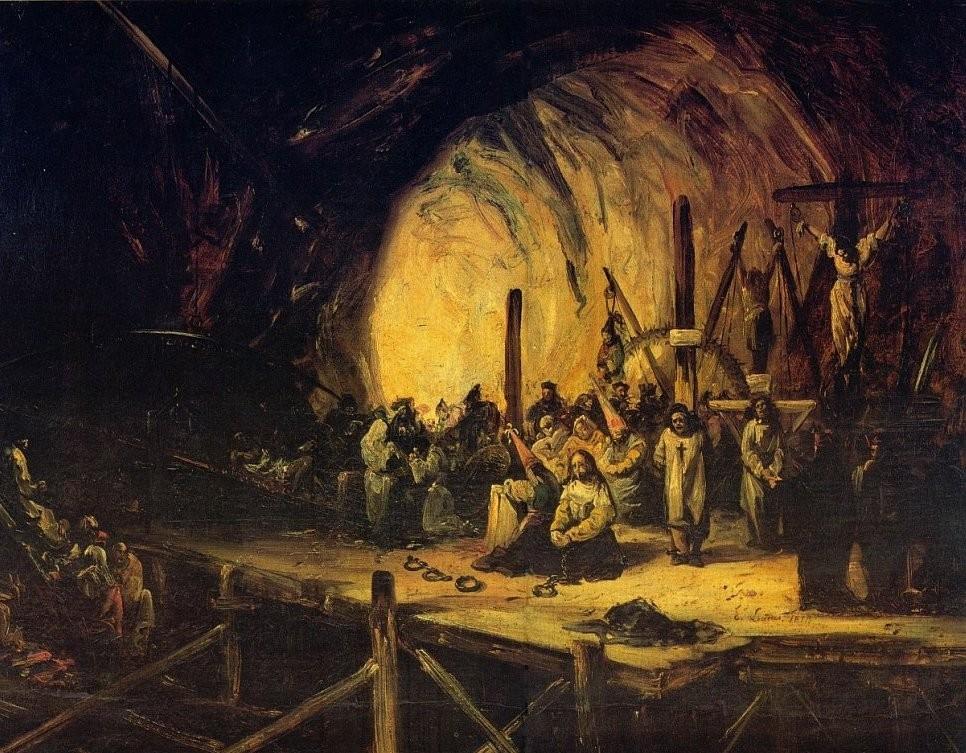 Определение инквизиция.  что означает слово инквизиция?