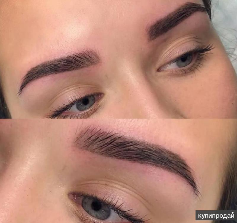 Что такое перманентный макияж бровей, глаз и губ, как он делается, фото и видео отзывы