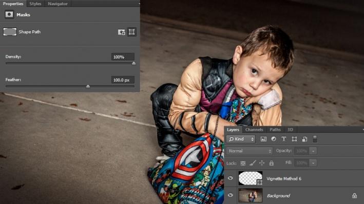 Виньетирование – что такое виньетирование и каких эффектов с помощью данного приема можно достичь | fotoadvice.ru