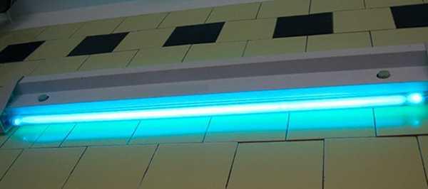 100% успех в борьбе с вирусами— кварцевая лампа для дома