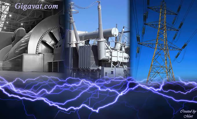 Типы электростанций. виды электростанций. принципиальная схема тепловой электростанции