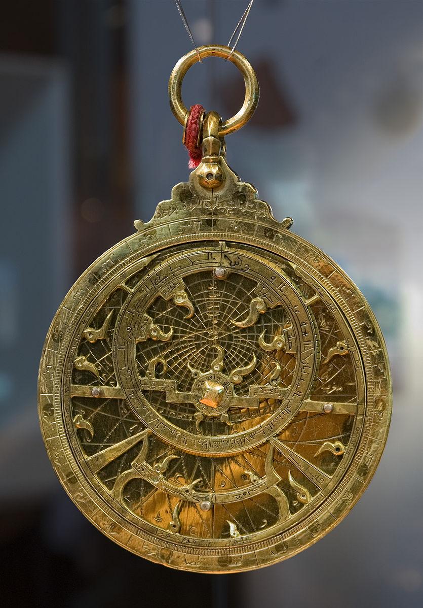 Что это - астролябии? астролябия: фото