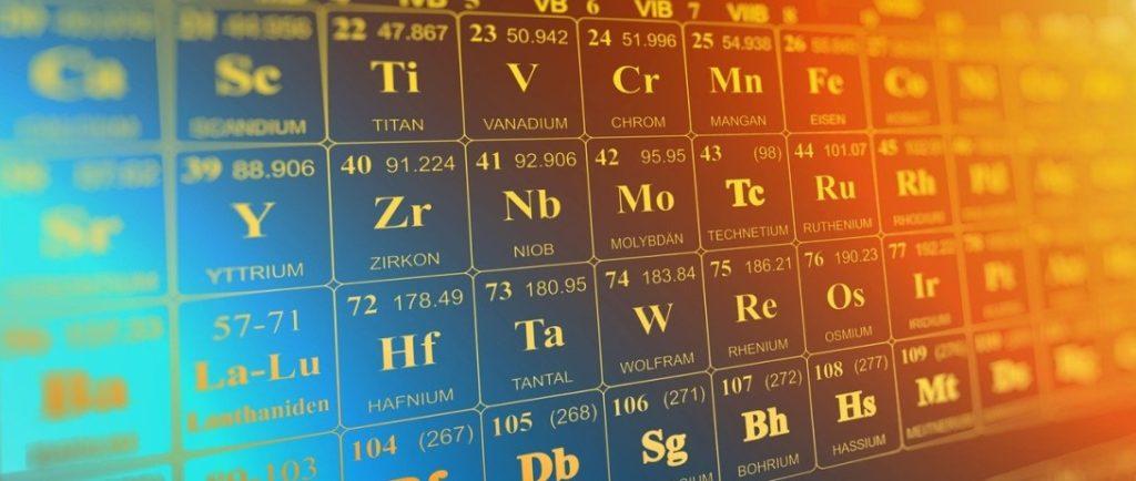 Натрий, свойства атома, химические и физические свойства