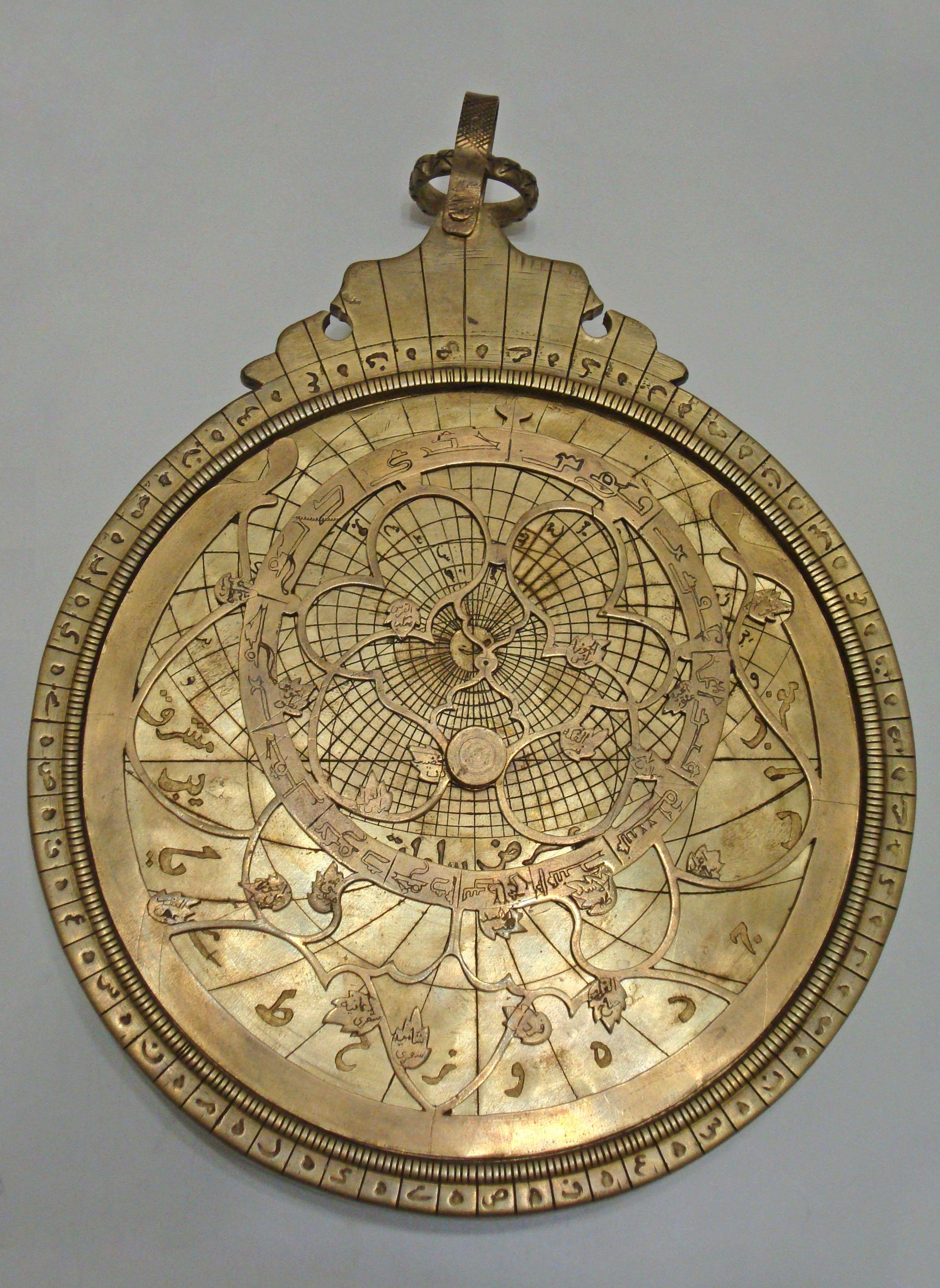 Астролябия – чудесный компьютер древности