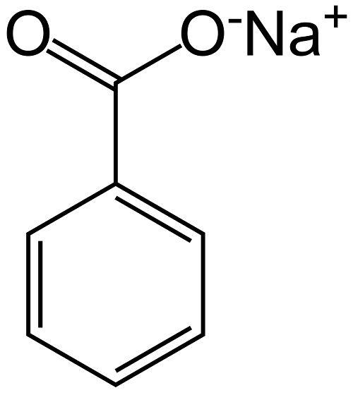 Бензоат натрия — польза и вред
