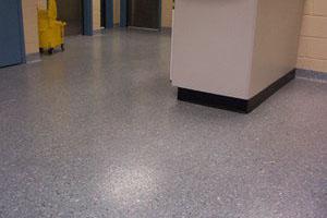 Технология топпингового напольного покрытия