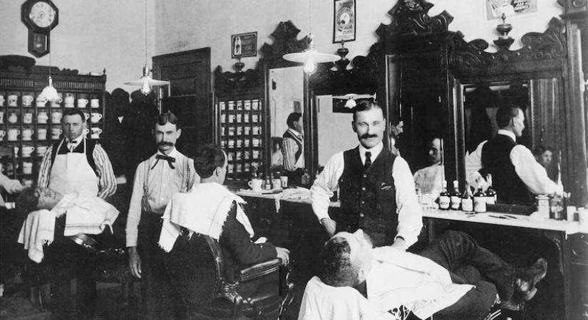 Barber's pole: значение барбер-пол и история его появления