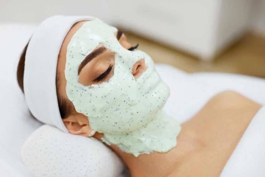 Альгинатная маска в домашних условиях, рецепт как приготовить и наносить на лицо