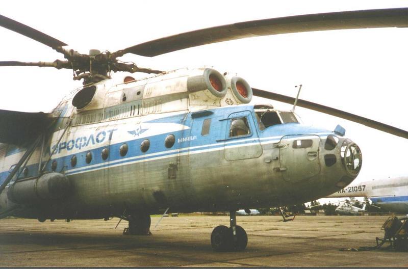Тяжелый вертолет ми-6: история создания, описание и характеристики