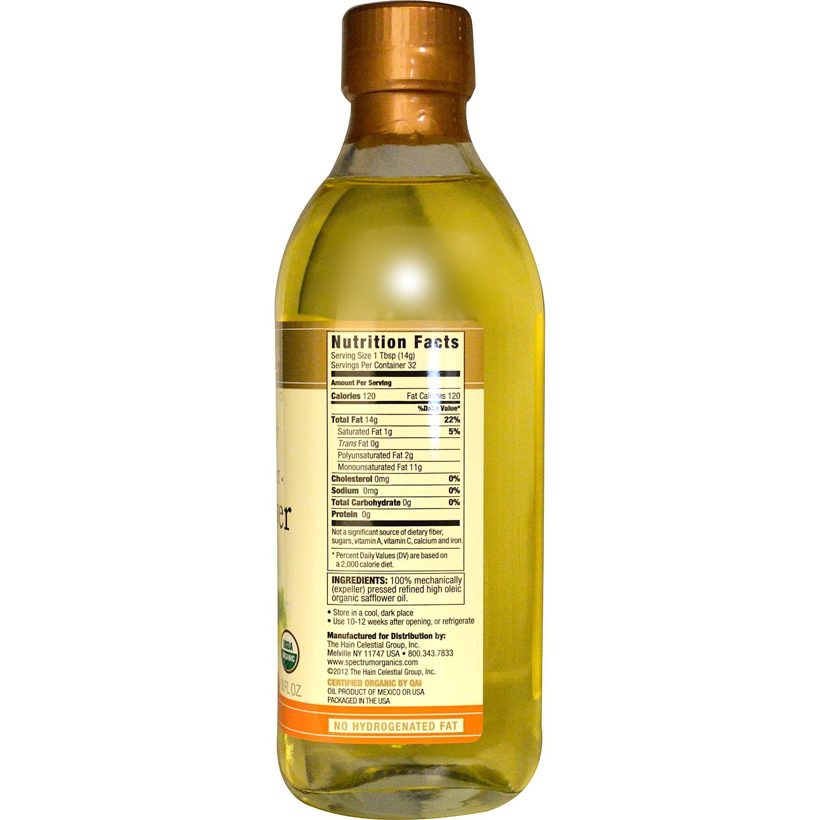 Применение сафлорового масла