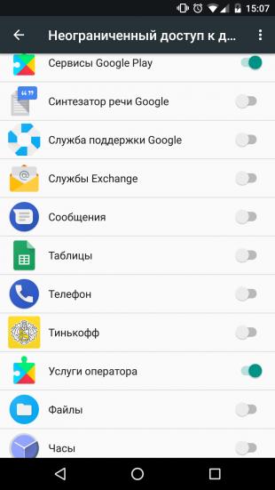 Контроль за мегабайтами: как экономить мобильный трафик на android / программное обеспечение