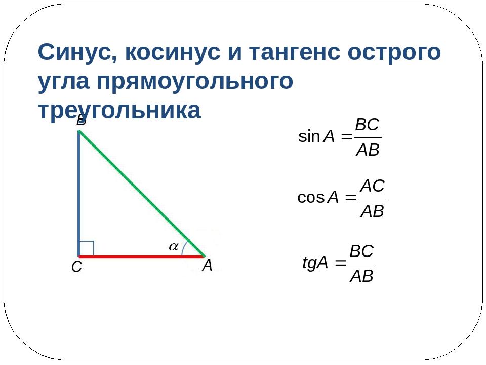 Тангенс (tgx) и котангенс (ctgx) – свойства, графики, формулы
