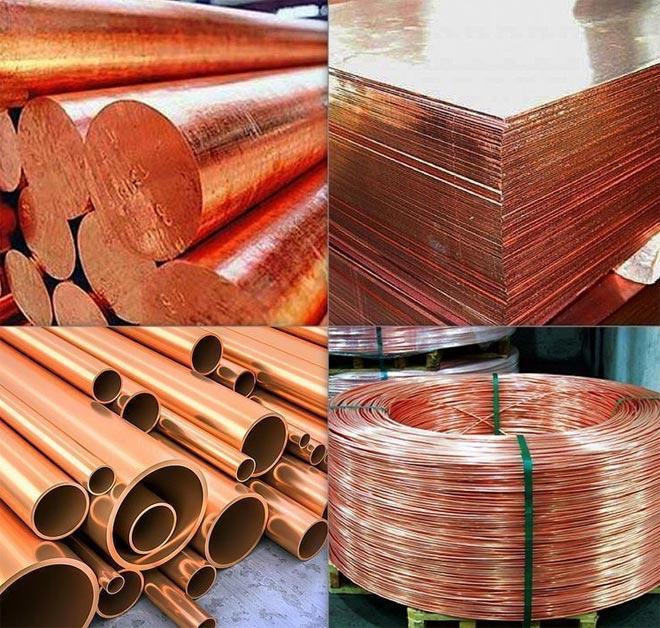Как выглядит медь: какого цвета бывает металл, основные характеристики и особенности