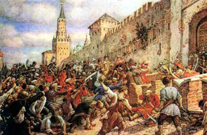 Народное ополчение в россии для борьбы со смутой
