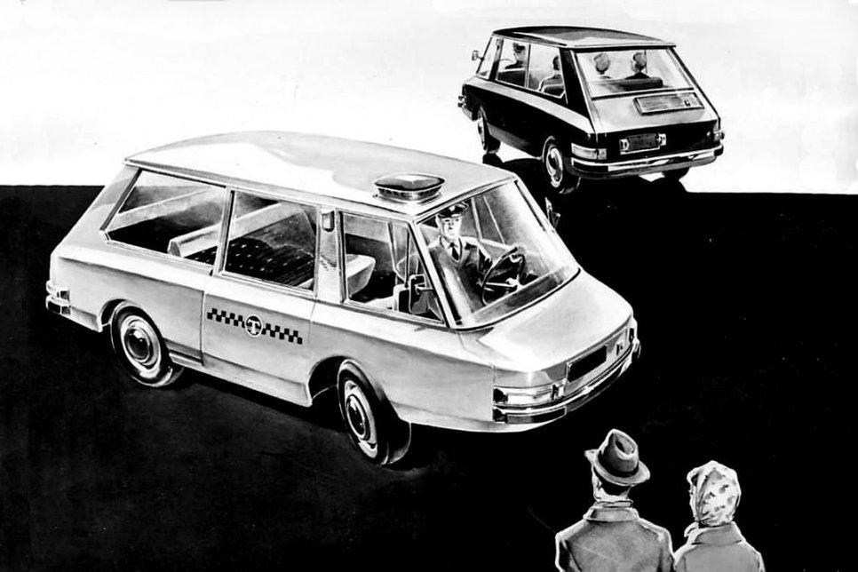 Марка, модель транспортного средства