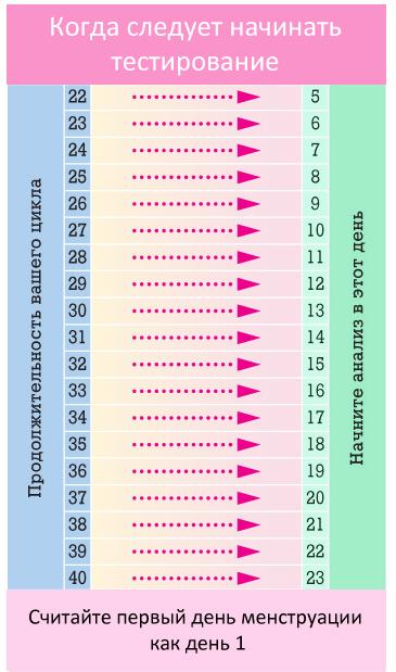 Беременность на ранних сроках — симптомы