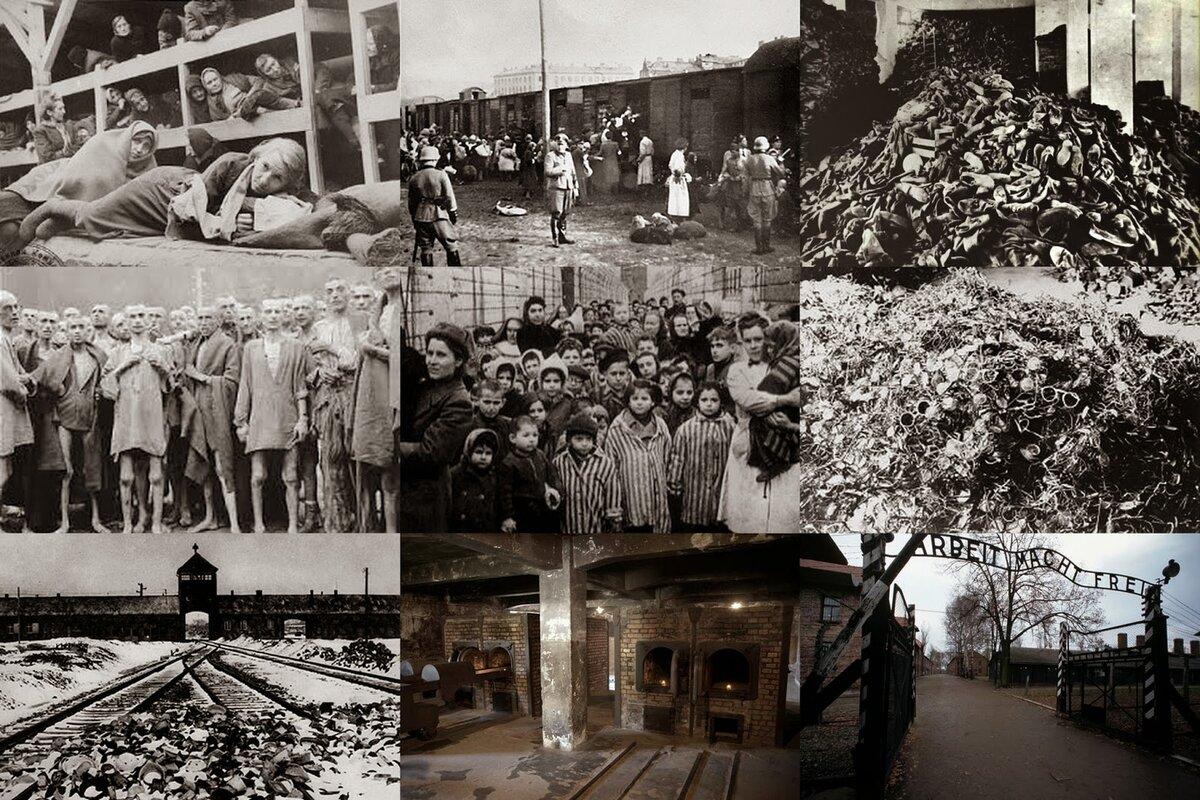 Холокост в россии