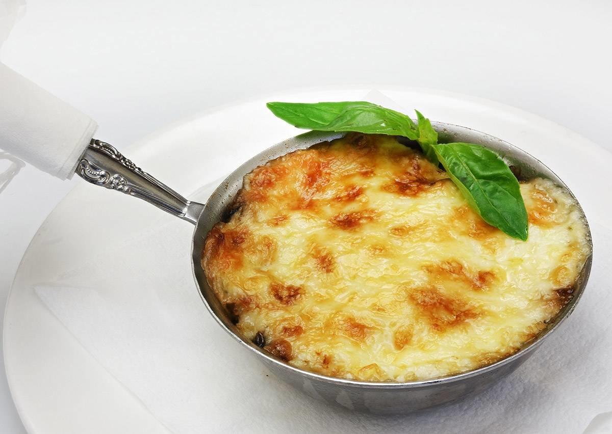 Жюльен классический – кулинарный рецепт