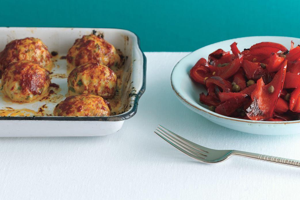 Митболы с густым соусом – кулинарный рецепт
