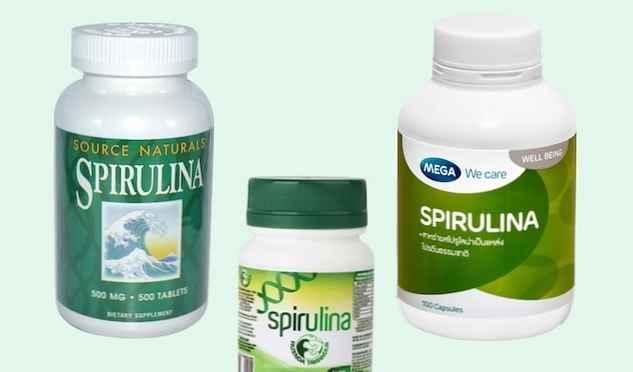 Спирулина и ее лекарственные свойства