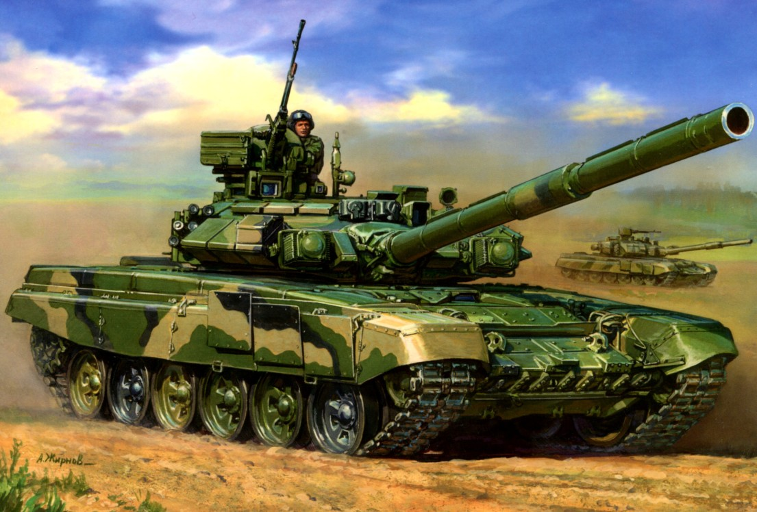 Что такое танк?