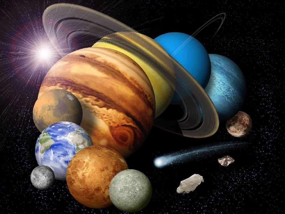 Солнечная система: история, исследования, факты, фото