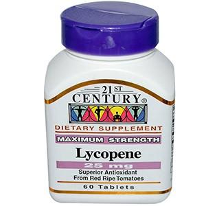 Ликопин – свойства и содержание в продуктах