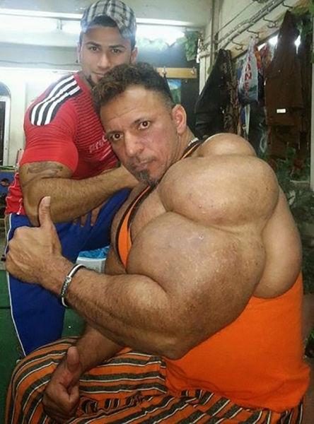 Синтол- так ли безопасен быстрый рост мышц?